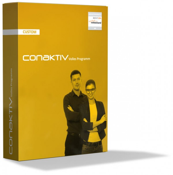 Conaktiv in use at PRODOC