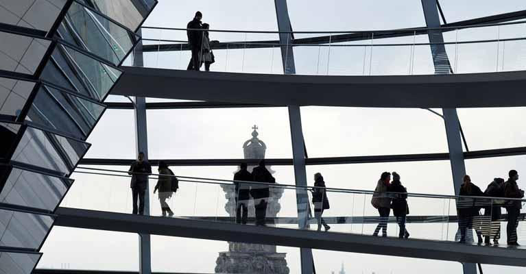 German - Photo Reichstag