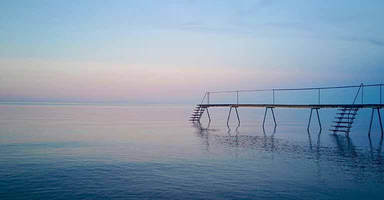 English to Danish - Photo jetty